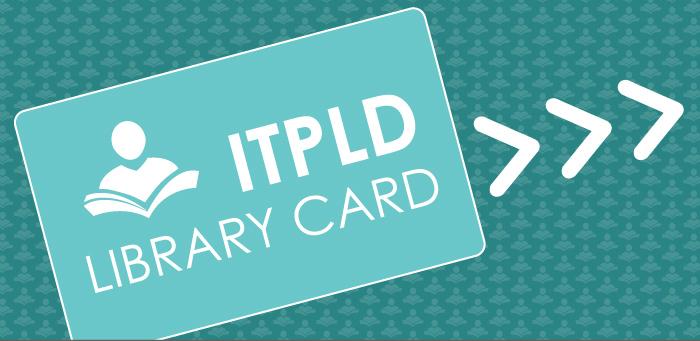 Digital Library Card